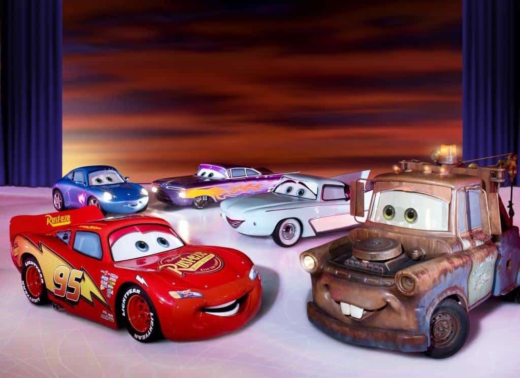 Disney On Ice Presents Worlds Of Enchantment – Moda Center Pdx Oct 20-23