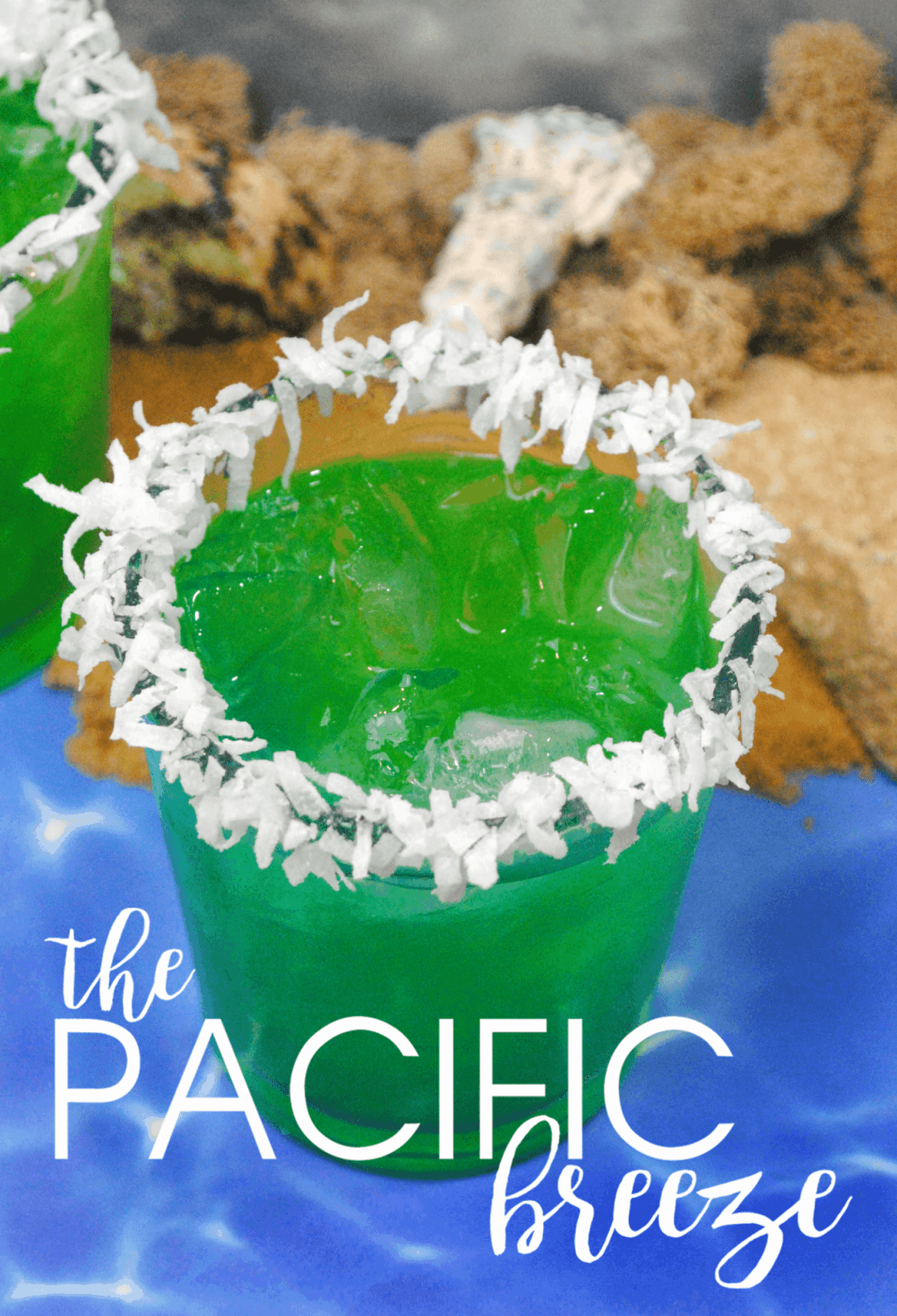 The Pacific Breeze Moana Cocktail