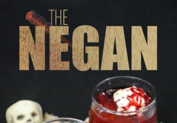 The Negan (the Walking Dead Inspired Cocktail)
