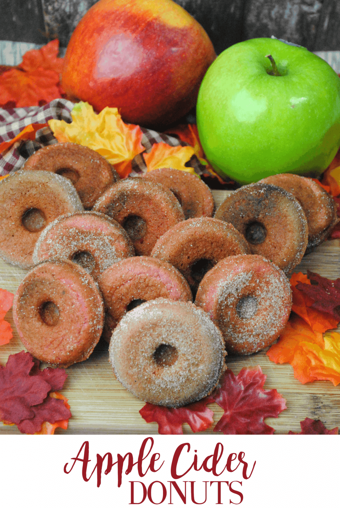 Recipe: Apple Cider Mini Donuts