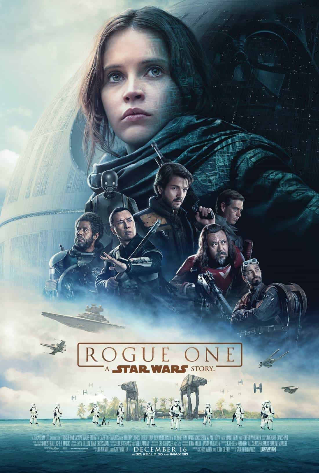 New Trailer And Poster For Rogue One Are Here And Awesome
