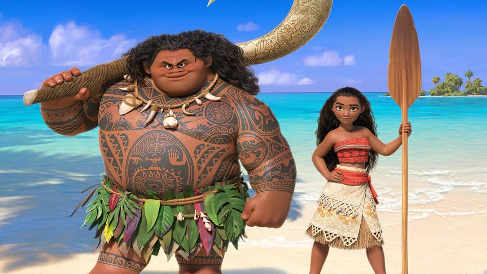 Film Review: Don't Call Moana A Princess