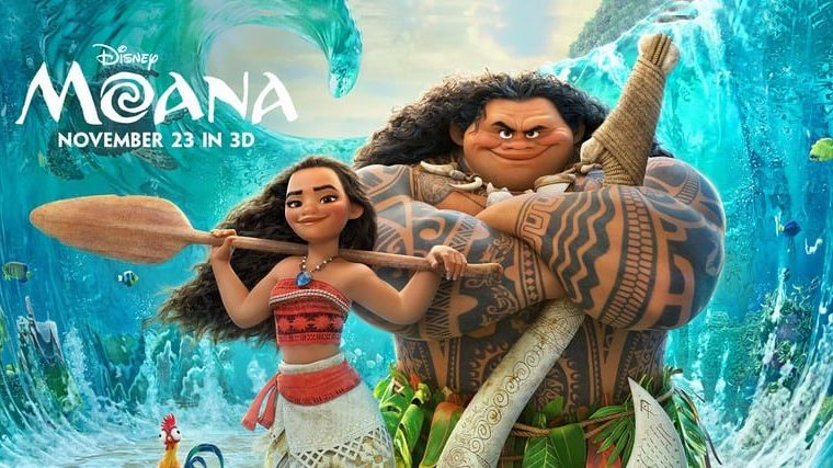 Film Review: Don't Call Moana A Princess
