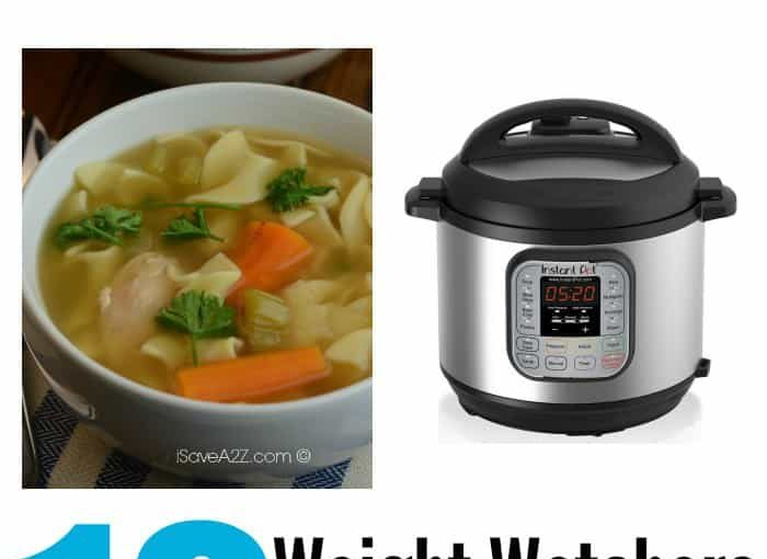 10 Instant Pot Recipes For Weight Watchers