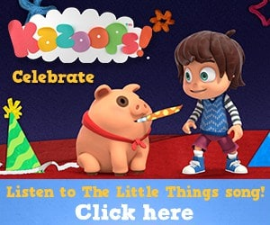 "Gift Idea: ""just Imagine"" – Music From Netflix Kid's Series Kazoops"