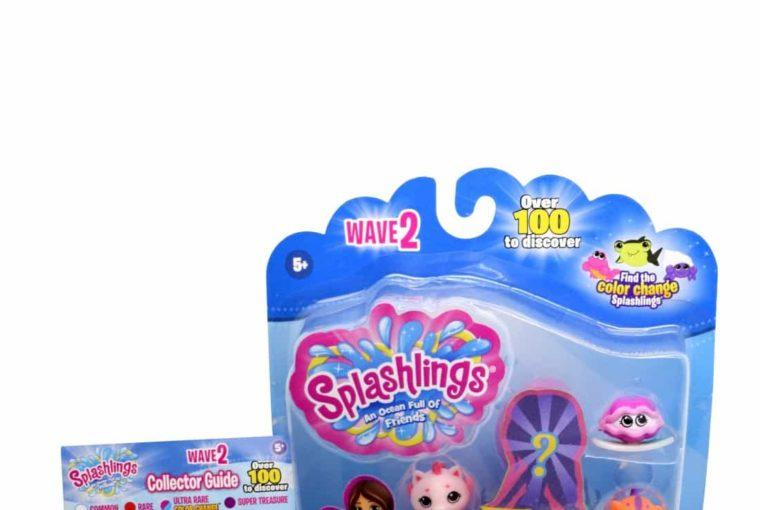 New! Splashlings Wave 2 Available Now!