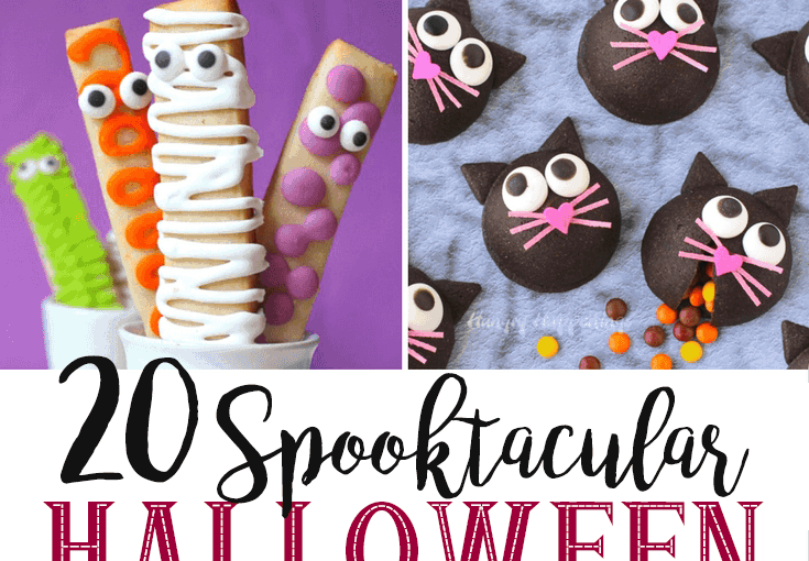 20 Spooktacular Halloween Treats To Make
