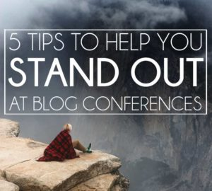 5 Tips On Successfully Engaging Brands At Conferences