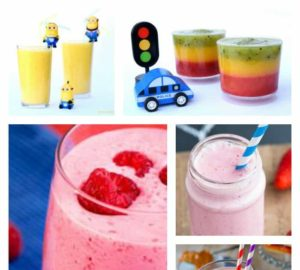 7 Summer Smoothies Kids Will Love!