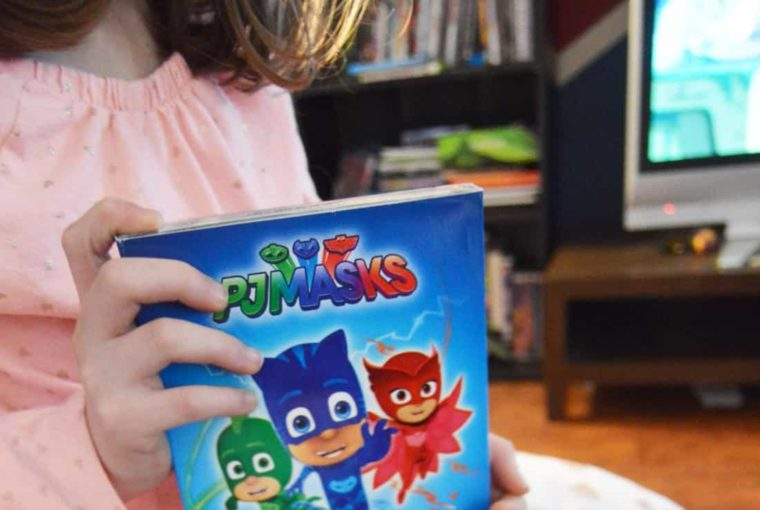 Let's Go Pj Masks Dvd Is A Perfect Family Night Addition