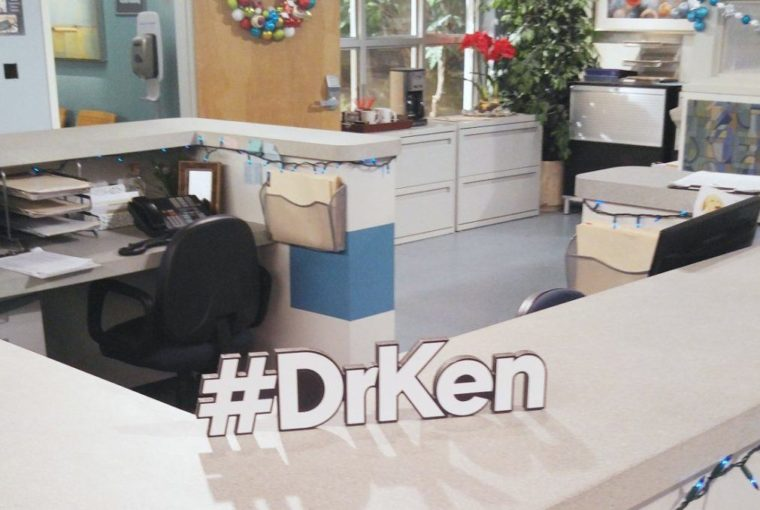 Set Visit: Dr. Ken! Ken Jeong Dishes On His Inspirations For The Show