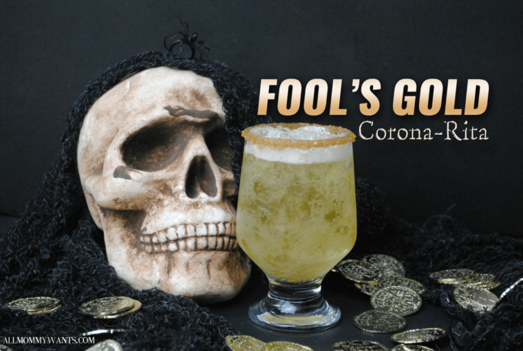 """fools Gold"" Corona-rita Pirate Cocktail"