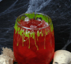 The Walker (the Walking Dead Inspired Cocktail)
