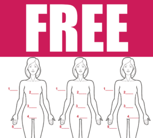 Free Printable – Visual Weight & Measurement Tracker