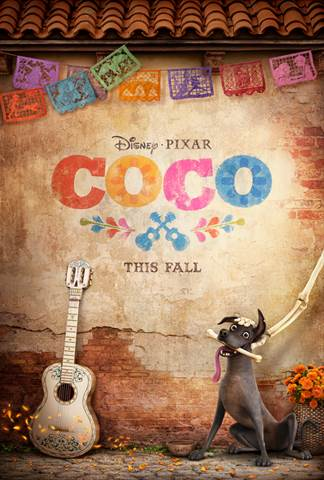 First Look: Disney·pixar's Coco (trailer) In Theaters This Fall