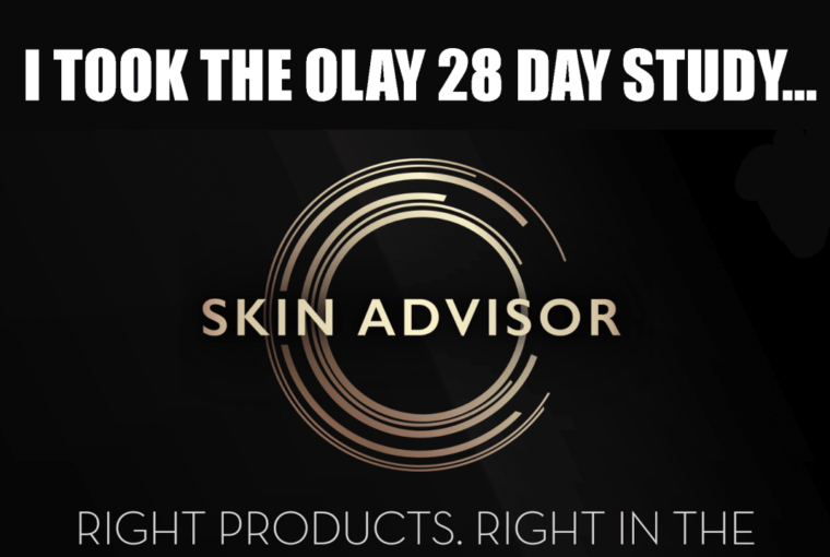 I Took The Olay 28 Day Study And Here Are The Results…