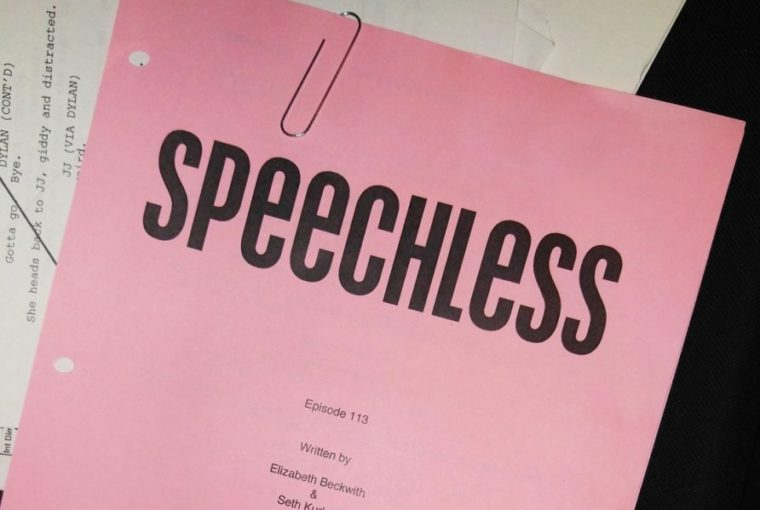 Behind The Scenes With The Cast Of Speechless