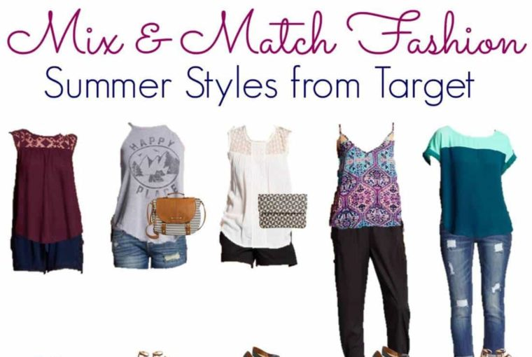 The Only 14 Wardrobe Pieces You Need This Summer From Target