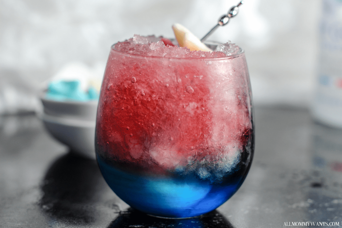 The Star-lord Cocktail (inspired By Guardians Of The Galaxy)