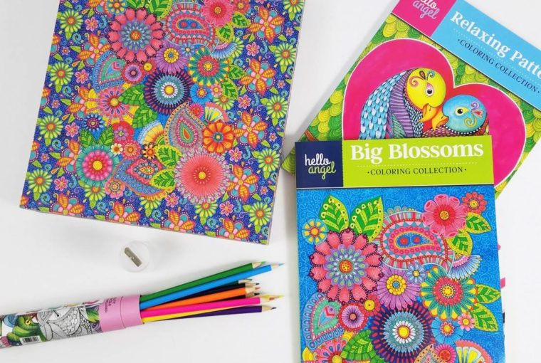 Sometimes I Just Need To Relax And Color…
