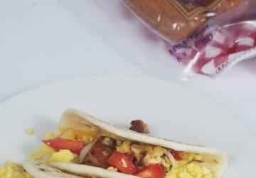 Recipe: Breakfast Street Tacos
