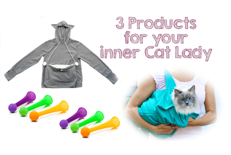 3 Products For Your Inner Cat Lady