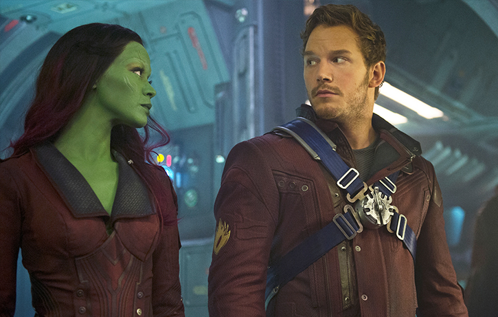 Exclusive! James Gunn And Kevin Feige Open Up About All Things Guardians Of The Galaxy Vol 2