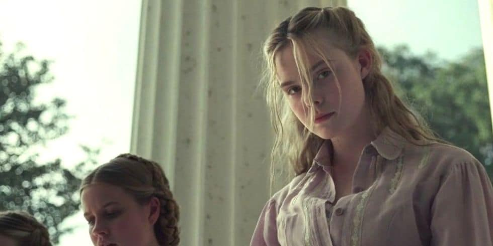 Kirsten Dunst And Elle Fanning – Shenanigans On The Set Of The Beguiled