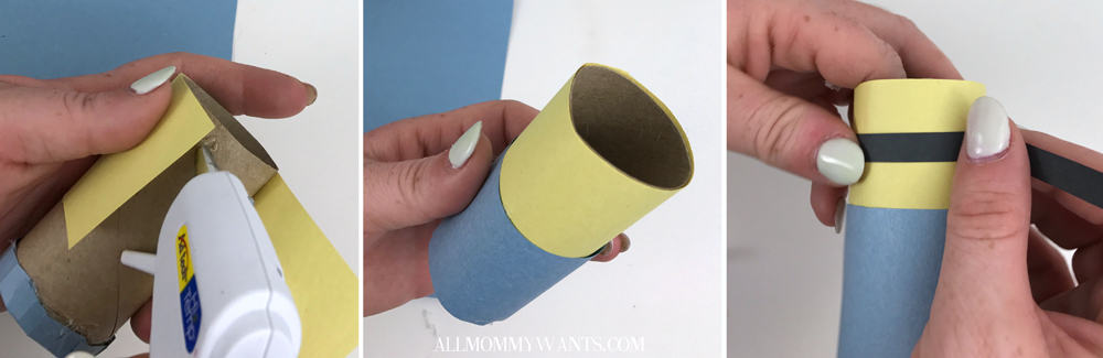 Diy: Easy And Cute Minions Snack Cups