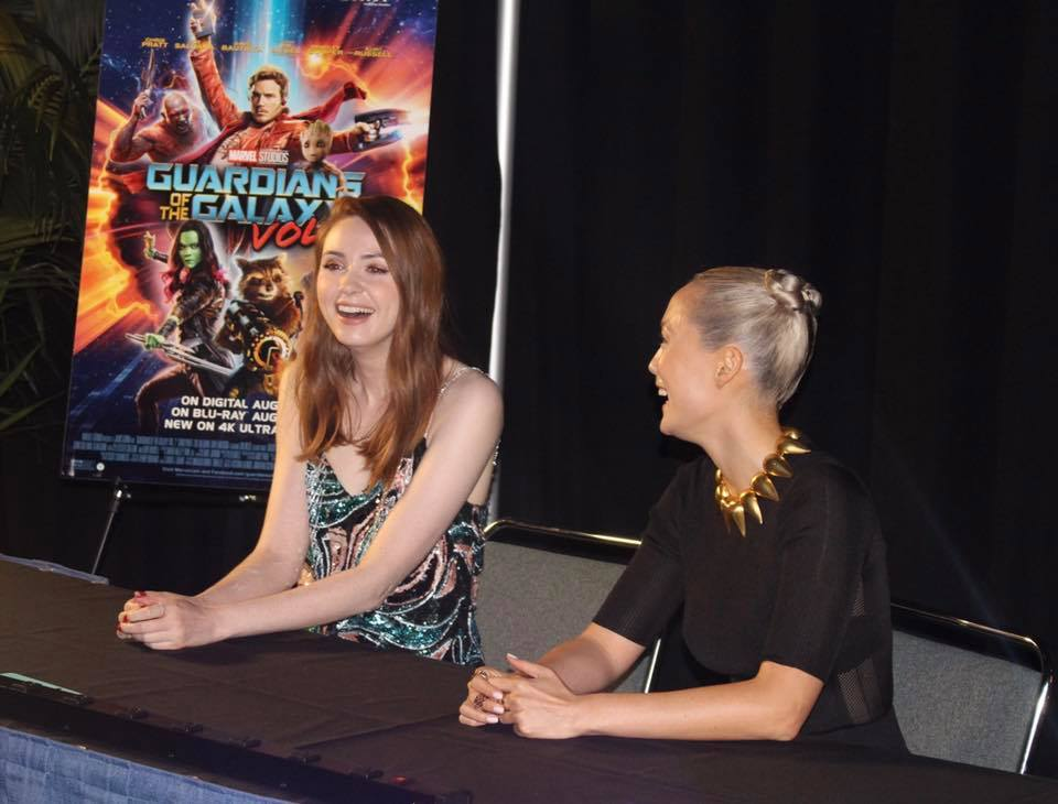 4 Things Karen Gillan & Pom Klementieff Can Say About Nebula, Mantis, And The Marvel Universe