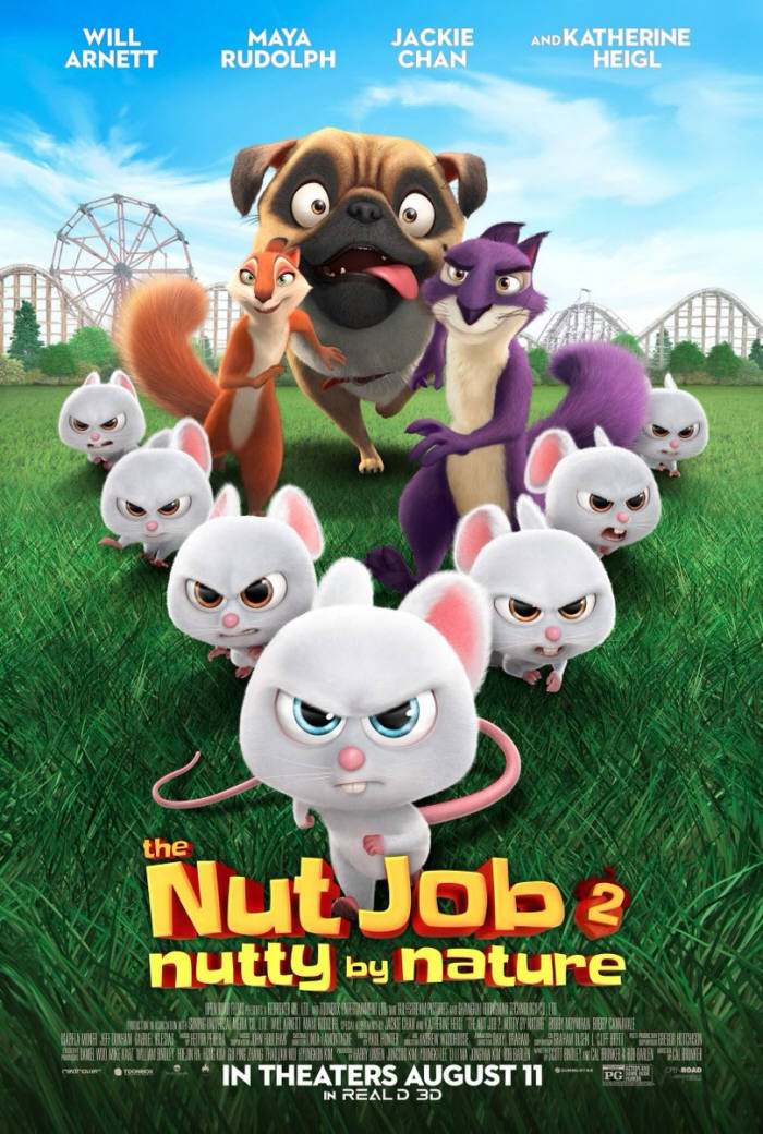 The Nut Job 2 Delves Into Politics, Love And Social Class, And Revolting For What's Right