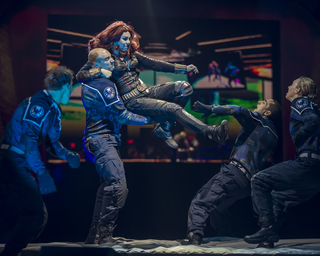 Marvel Universe Live Is Coming To Pdx! Ticket Information