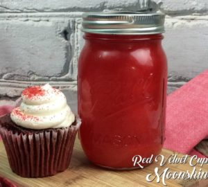 Red Velvet Cupcake Moonshine Plus Red Velvet Moontini Recipe