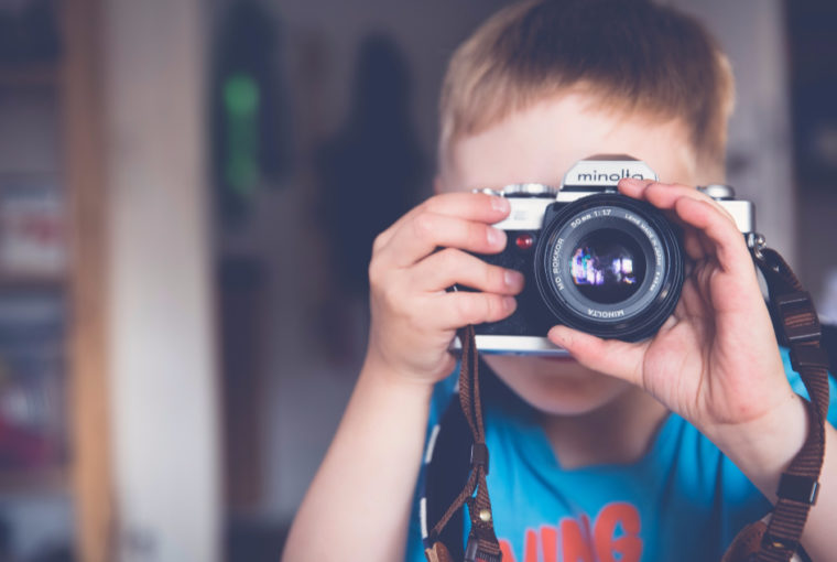 What Camera Should You Buy For Your Child?