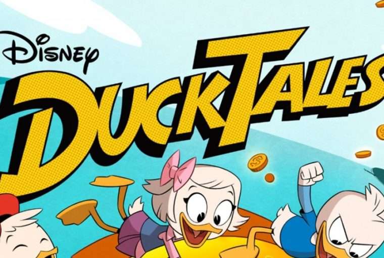 Matt Youngberg And Francisco Angones Rewrite History In The New Ducktales Reboot (with The Help Of Friends David Tennant And Lin-manual Miranda)