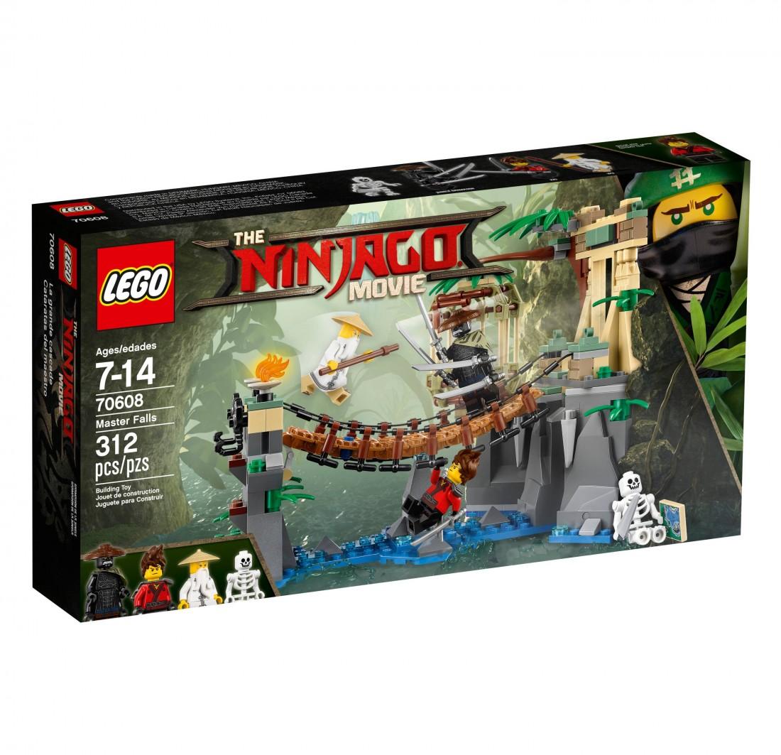 Super Cool New LEGO Ninjago Master Falls 70608 Set   Life ...