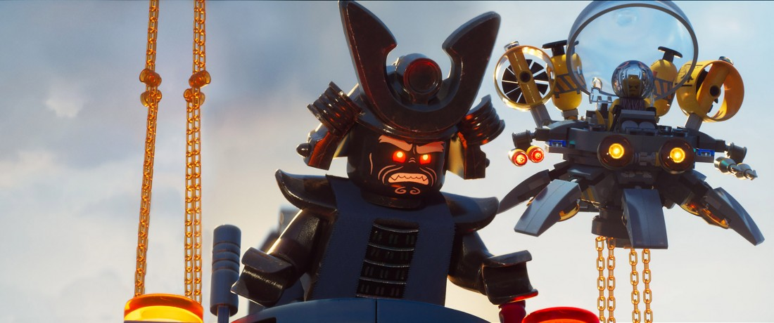 The Lego Ninjago Movie Is A Feel Good Movie For Kids And Adults