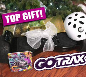 Gift Guide Spotlight – Gotrax Hoverfly Xl Self Balancing Board (hoverboard)