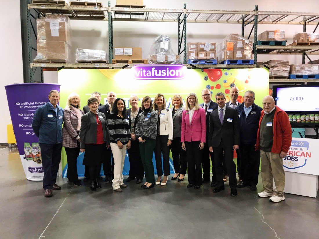 Vitafusion Supports Us Jobs With Two Manufacturing Facilities In Washington