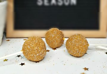 Recipe – Champagne Cake Pops For Weddings, Parties, Award Events!