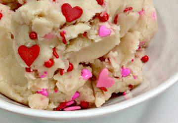 Recipe – Easy Edible Cookie Dough