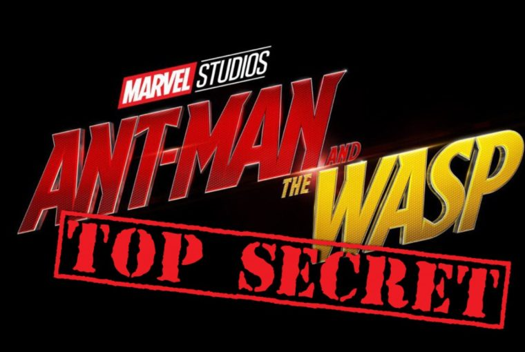New Ant-man And The Wasp Trailer & My Big Secret!