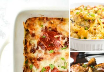 10 Delicious Low Carb Dinner Ideas!