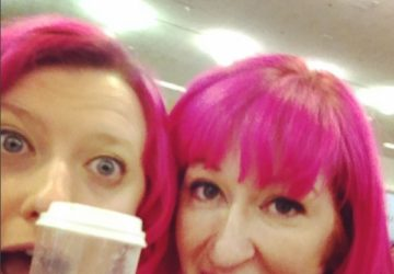 Pink Hair, Don't Care: The Adventures Of Beeb & Carol