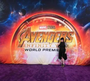 I Went To The Red Carpet Premiere And After Party For Avengers: Infinity War And It Was Awesome