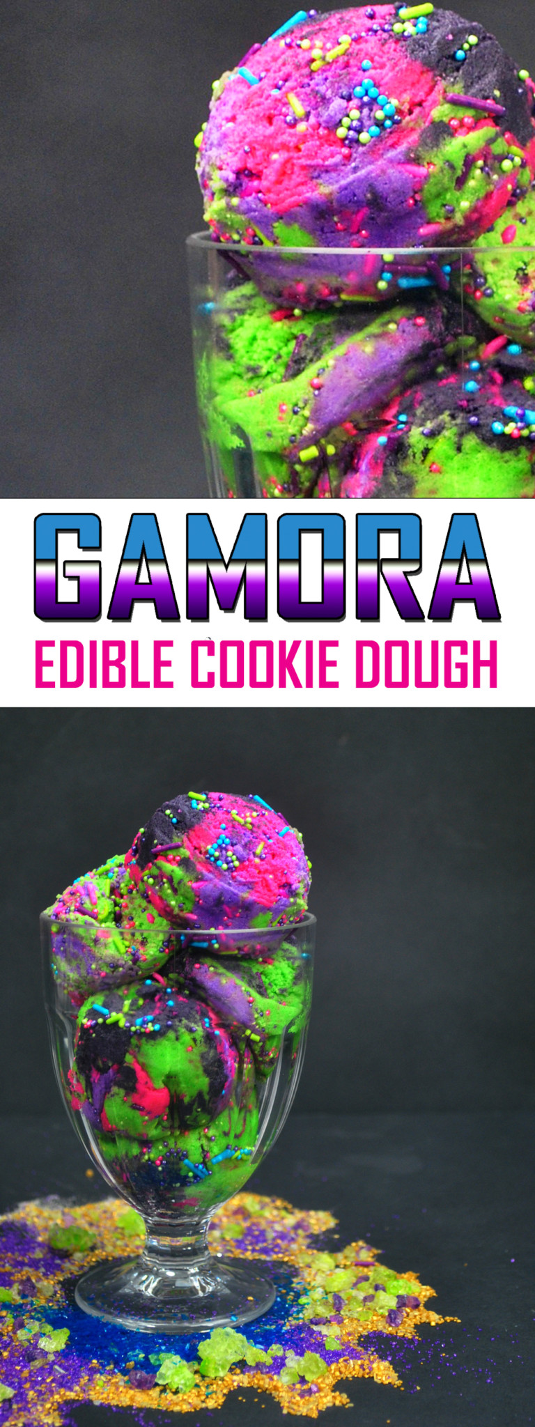 Gamora Edible Cookie Dough