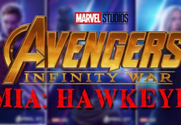 Avengers: Infinity War Character Posters Leave Out Hawkeye