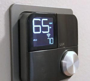 Smart Thermostat Review – Lux Kono 3