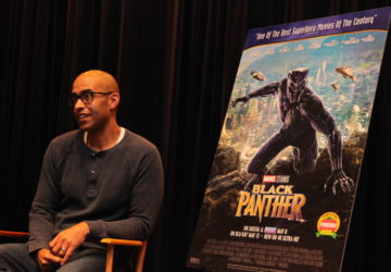 Executive Producer Nate Moore Talks About Black Panther Dvd/blu-ray Bonus Content & More