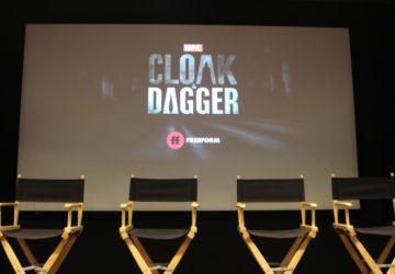 Freeform Stars Dish About Parenting On Cloak & Dagger
